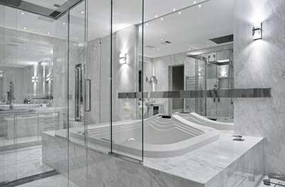 dicas de banheiros de luxo