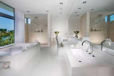 fotos de banheiros luxuosos