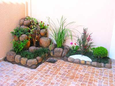 Como formar um jardim