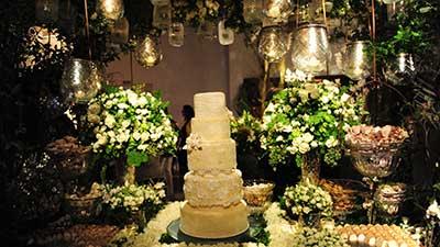 tendências de decoração de casamento