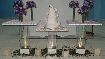 dicas de como decorar mesa de casamento