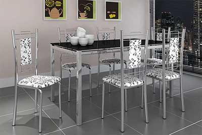 imagens de mesas para cozinhas