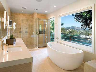 50 banheiros de luxo fotos modelos dicas imagens for 5 star bathroom designs