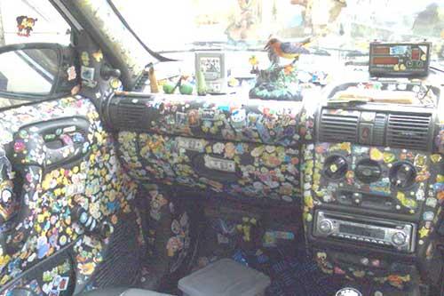 dicas de adesivos para carros