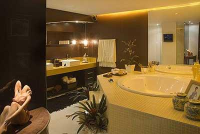fotos de banheiros de luxo