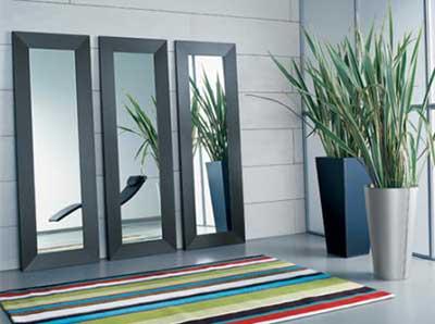 30 modelos de espelhos decorativos para decorar sua casa - Espejos grandes decorativos ...