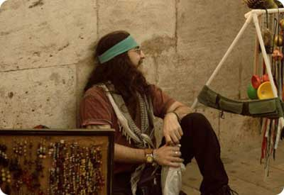 artesanato hippie