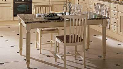 fotos de mesas para cozinha