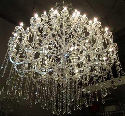 Lustres de Cristal para Sala, Quarto, Casa, Apartamento
