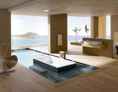 50 banheiros de luxo fotos modelos dicas imagens. Black Bedroom Furniture Sets. Home Design Ideas