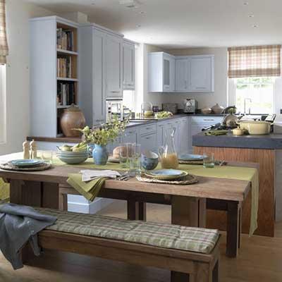 fotos de bancos de cozinha