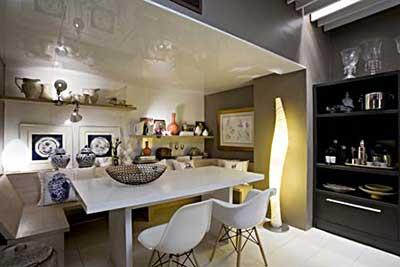 imagens de bancos de cozinha