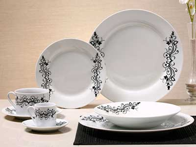 conjuntos de pratos