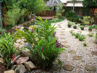 imagens de jardins