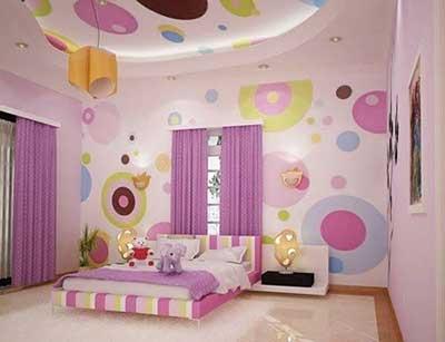 imagens de paredes com adesivo