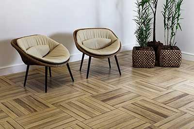 estilo de madeira