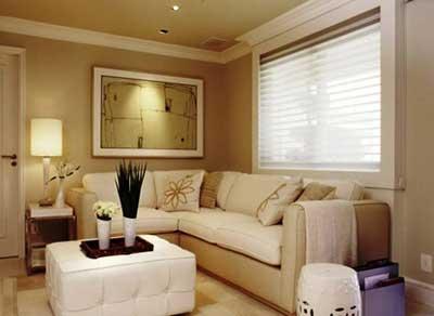 100 fotos de salas decoradas ideias dicas imagens for Salas en l pequenas