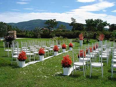 como fazer decoração de casamento