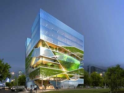 fotos de arquitetura moderna