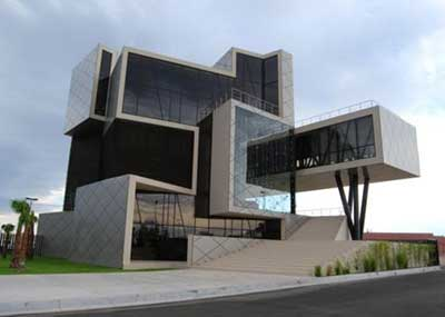 Arquitetura moderna no brasil caracter sticas e fotos for Fotos de casas modernas brasileiras