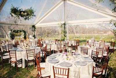 decorar casamento no campo