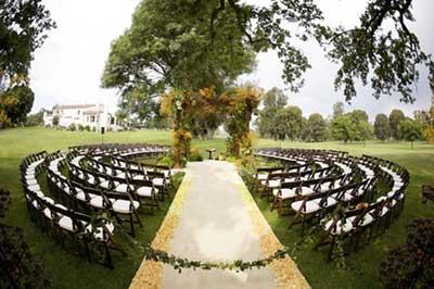 imagens de decoração de casamento