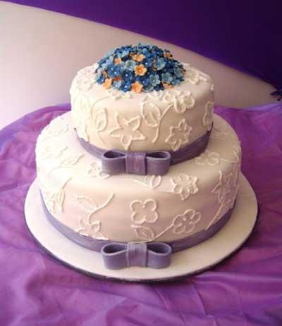 dica de bolo simples