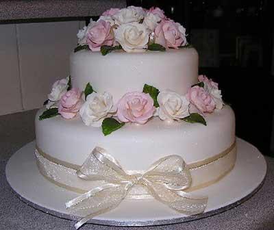 fotos de bolo simples