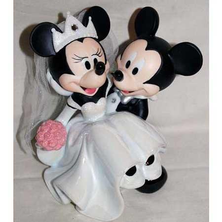 fotos de topo de bolo de casamento