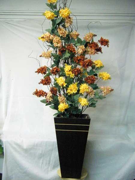 50 Arranjos De Flores Artificiais Na Decora 231 227 O