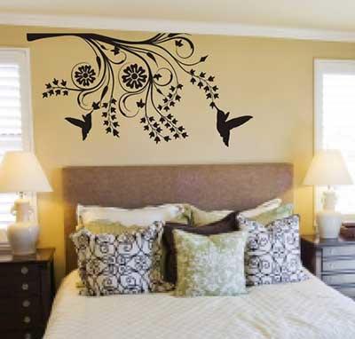 dicas de paredes decoradas