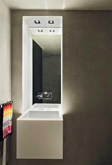 fotos de lavabos decorados