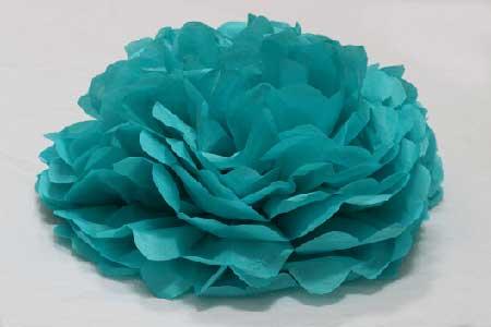 arranjo de flores em artesanato