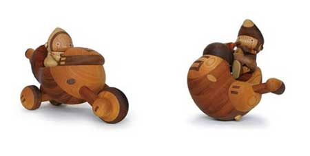 como criar artesanato com madeira