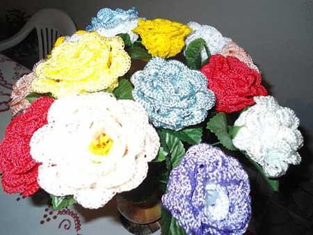 imagens de artesanato em croche