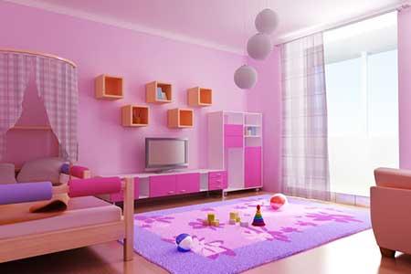 imagens de quarto para criança