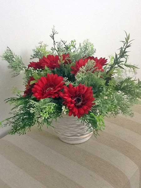 imagens de flores artificiais