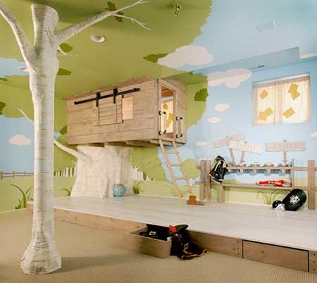 como fazer decoração de quarto