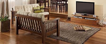 Sof de madeira fotos dicas modelos decora o for Sofa que vira beliche onde comprar