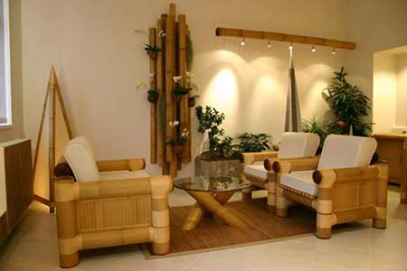Decora o com bambu verde e seco fotos dicas imagens for Bambu seco para decoracion