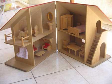 imagens de artesanato com madeira