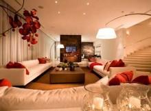 salas de luxo