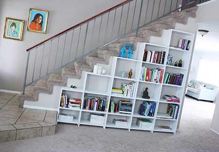 imagens de modelos de escadas
