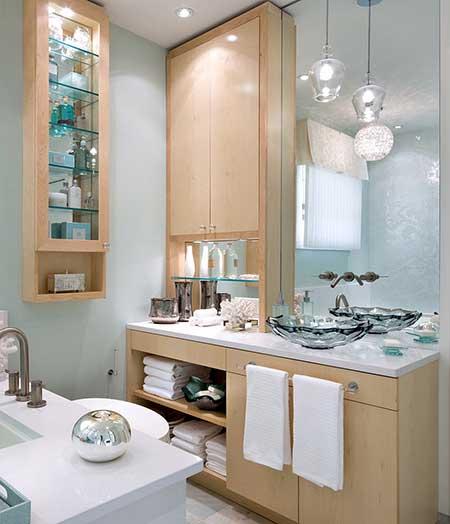 decoracao lavabo pequeno:Lavabo Pequeno Decorado: Ideias, Decoração, Fotos