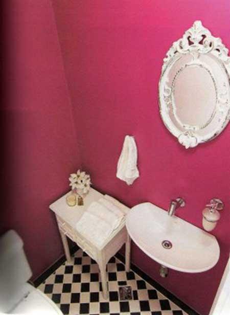 foto de lavabo pequeno