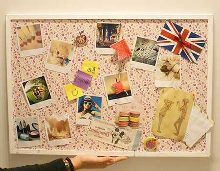 30 mural de fotos para decorar quartos fotos e dicas - Mural de fotos ...