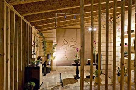 imagens de paredes de madeira