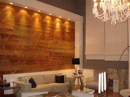 fotos de paredes de madeira