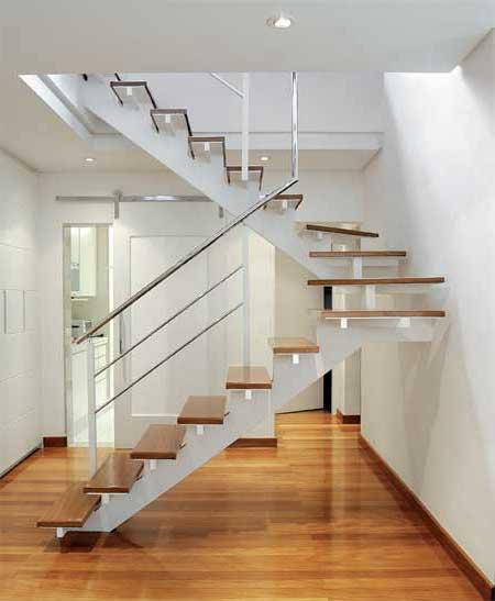 escadas decorativas