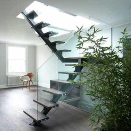 modelos de escadas modernas